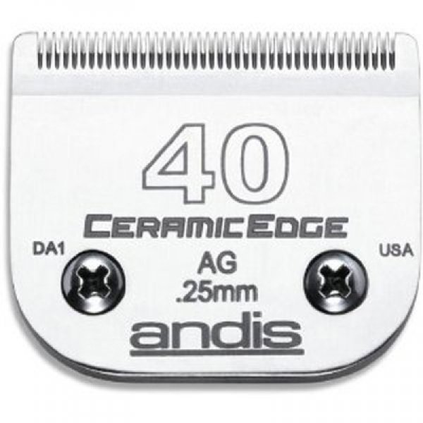 Andis Ceramic Edge Blade / Model (40) Best Price