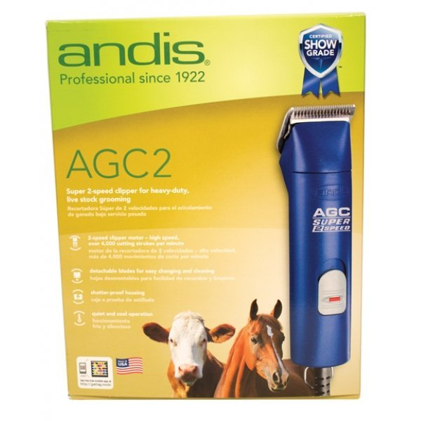 AGC 2 Super 2-speed Clipper Best Price