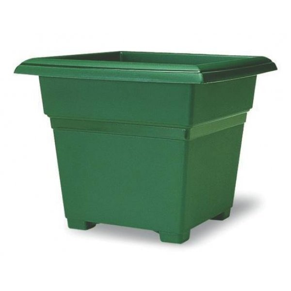 Countryside Garden Planters  / Size (14 in. / Dark Green) Best Price