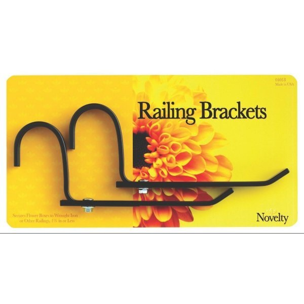 Railing Brackets for Flower Boxes Best Price