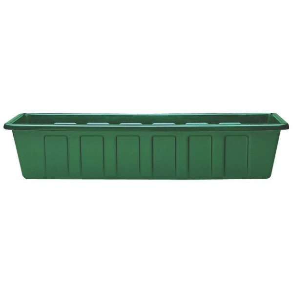 Flower Box Planters  / Size (18 in. /Green) Best Price