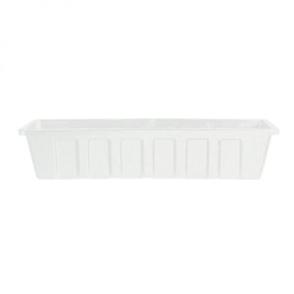 Flower Box Planters  / Size (24 in./White) Best Price