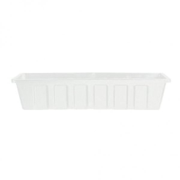 Flower Box Planters  / Size (30 in./White) Best Price