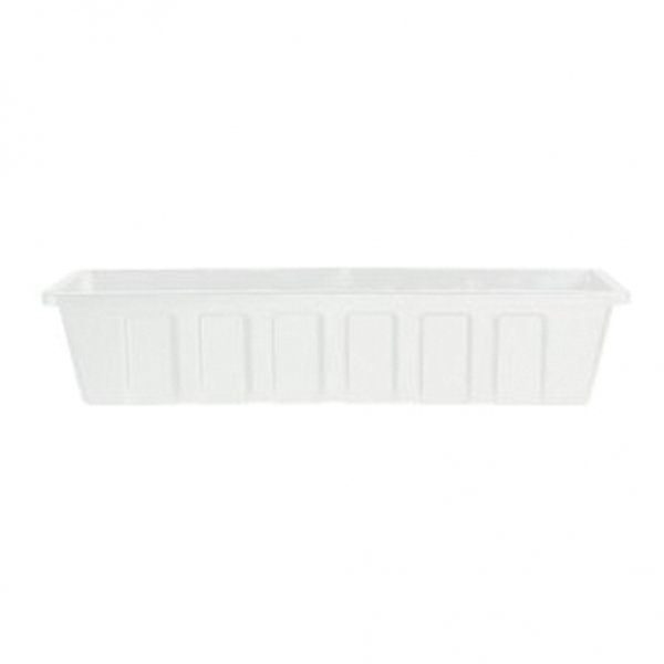 Flower Box Planters  / Size (36 in./White)