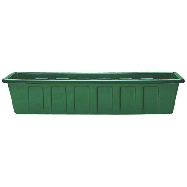 Flower Box Planters  / Size (36 in./Green) Best Price