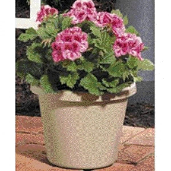 Classic Flower Pot / Size (10 in. / Sand) Best Price