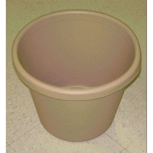 Classic Flower Pot / Size (16 in / Sand) Best Price