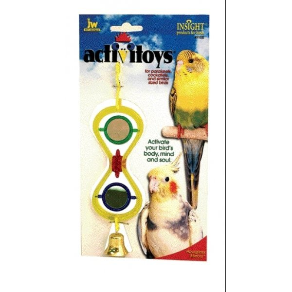 ActiviToys Hour Glass Bird Toy Best Price