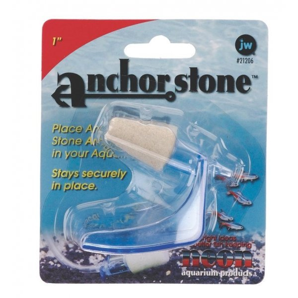 Anchorstone Sand Airstone For Aquariums / Size 1 In./1 Pk