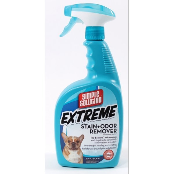 Simple Solution Extreme Stain Odor Remover 32 Oz.