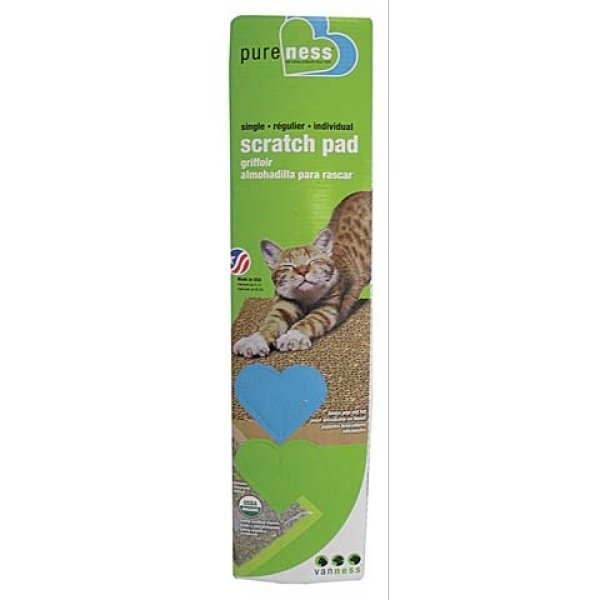 Scratch Pad Single For Cats
