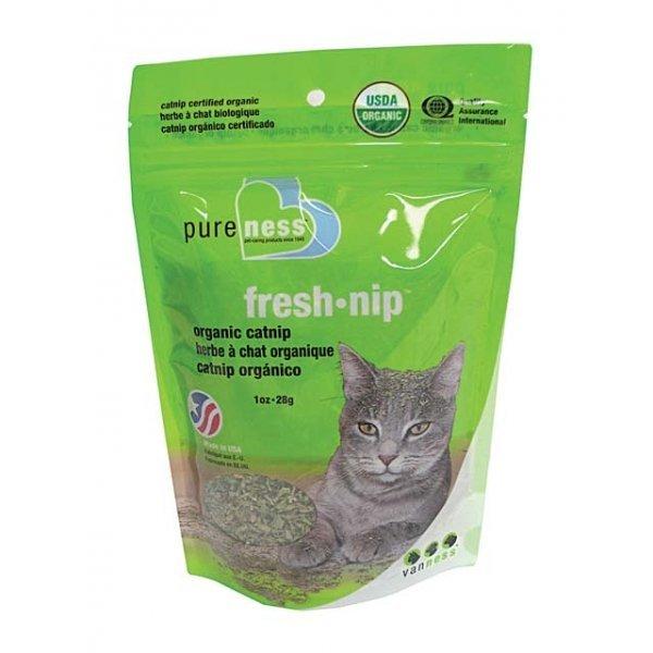 Fresh Nip Organic Catnip 1 Oz.