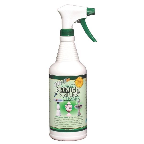 Birdbath and Statuary Cleaner 32 oz. Best Price
