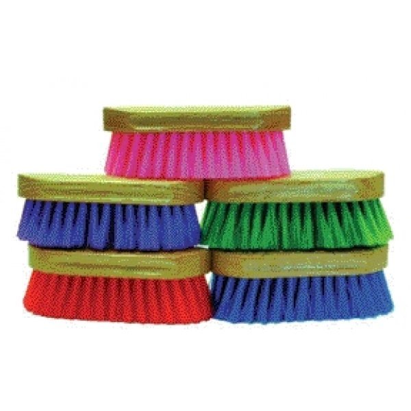 Equine Bedford Brush / Size (Pony / Green)