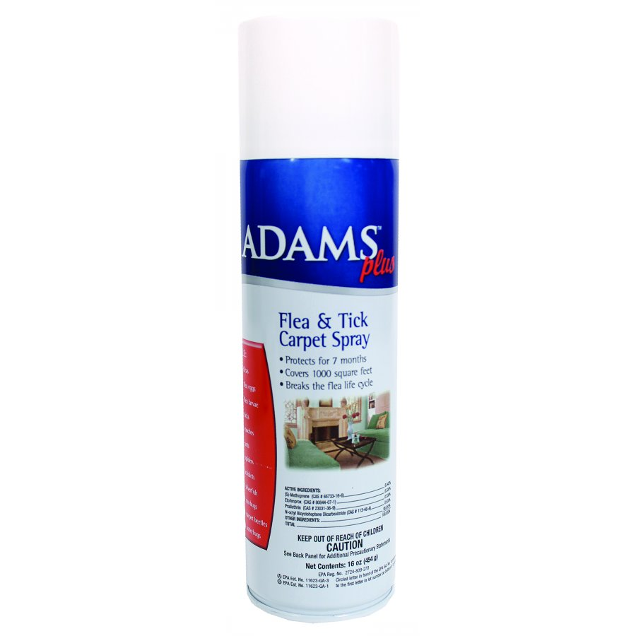 Adams Plus Inverted Carpet Spray 16 Oz.