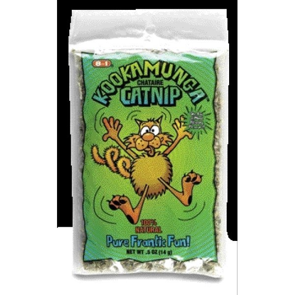 Kookamunga Catnip 0.5 oz. Best Price