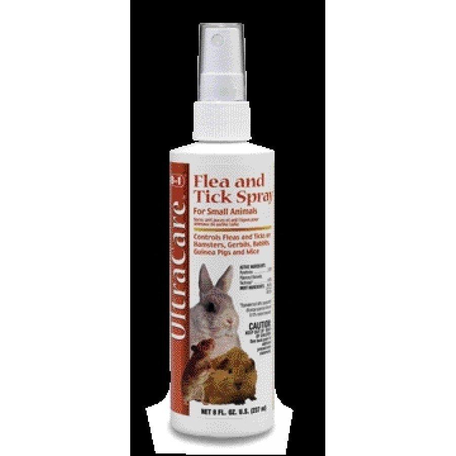 Small Animal Flea And Tick Spray 8 Oz.