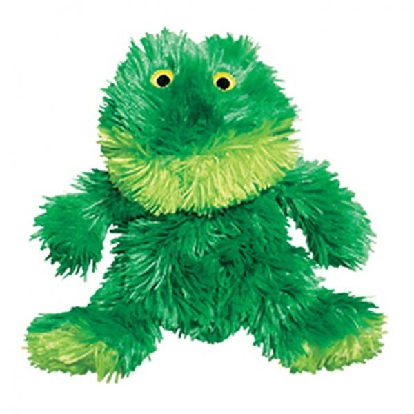 Dr. Noys Frog Cat Toy
