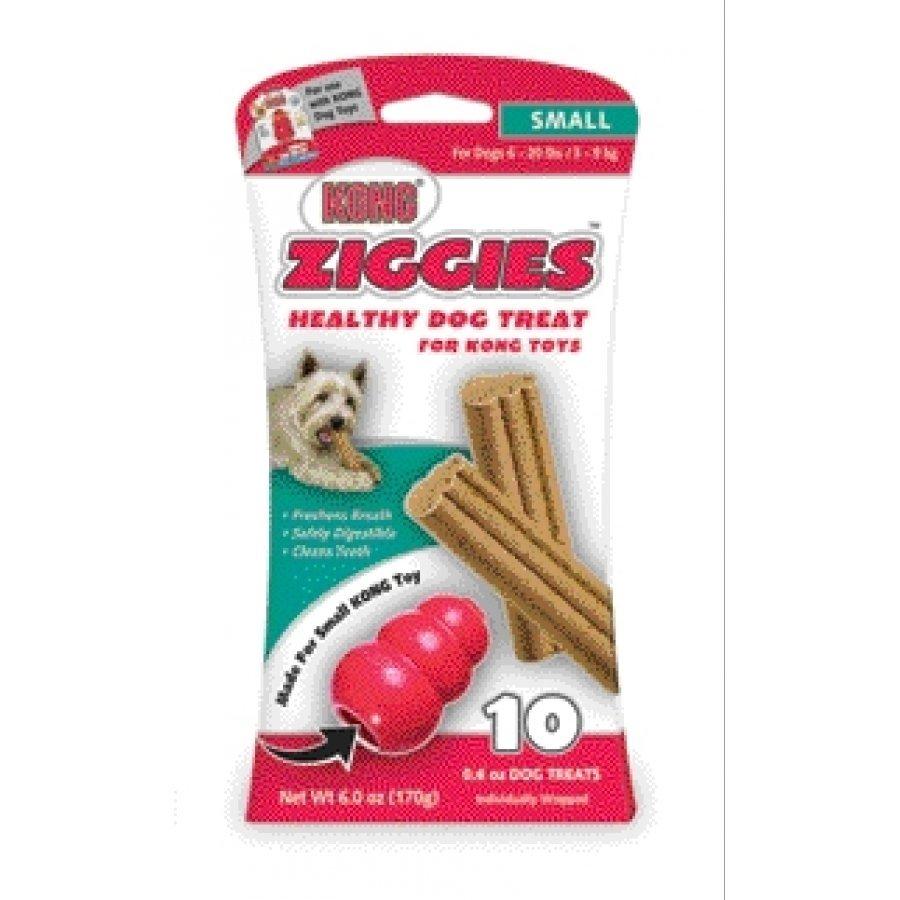Kong Dog Ziggies 6 Oz / Small