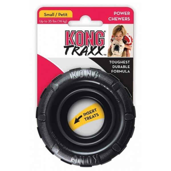 Kong Traxx Tire For Dogs Small