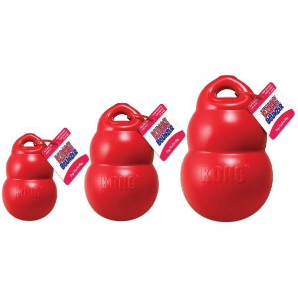 Red Bounzer Dog Kong / Size (Large)