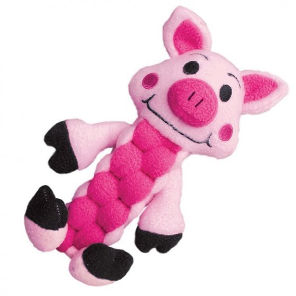 Pudge Braidz Dog Toy / Type (Pig) Best Price