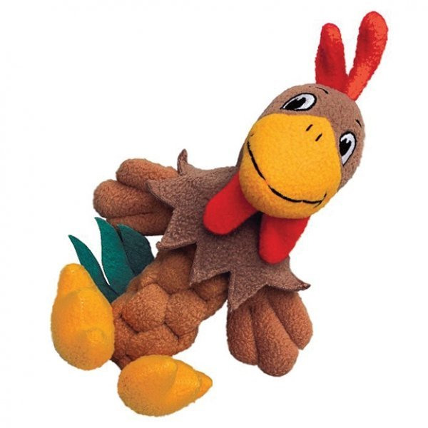 Pudge Braidz Dog Toy / Type (Rooster) Best Price