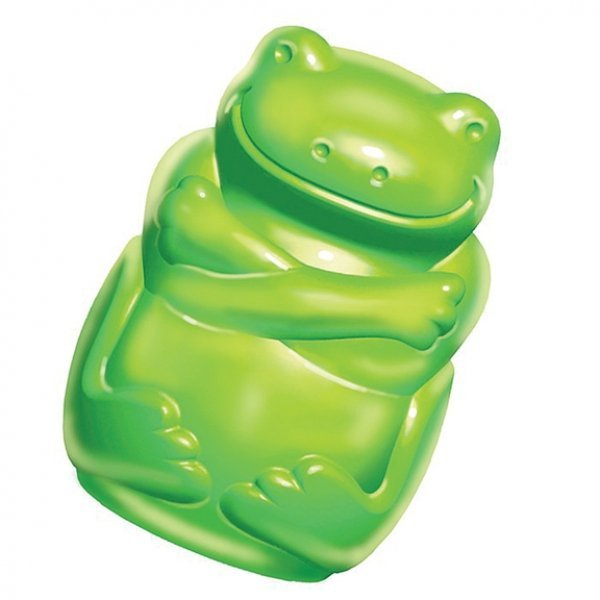 Squeezz Jels Dog Toy / Size (Large Frog) Best Price
