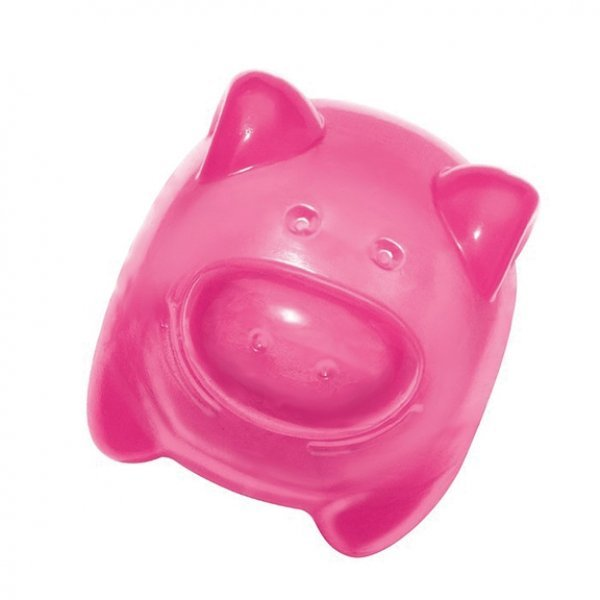 Squeezz Jels Dog Toy / Size (Large Pig) Best Price