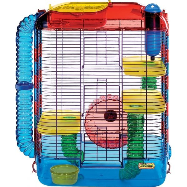 CritterTrail THREE for Gerbils - 16X10.5X22 in. Best Price