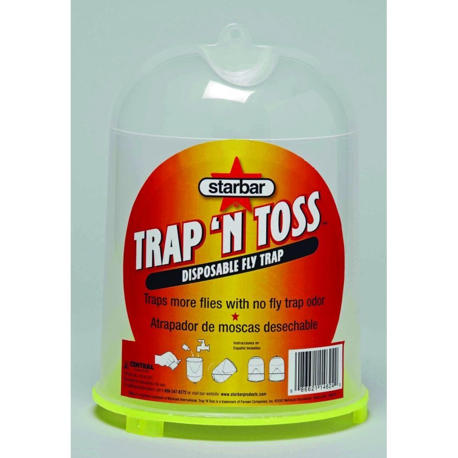Trap-n-Toss Fly Trap Best Price