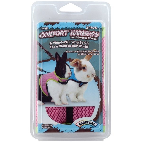 Harness with Stretchy Stroller for Small Animals / Size (Large) Best Price