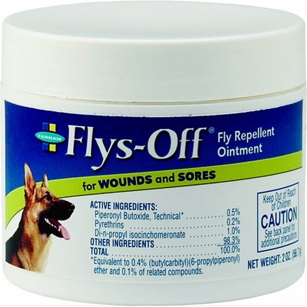 Flys-Off Cream Ointment / Size (2 oz.) Best Price