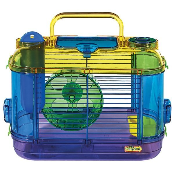 Crittertrail Mini Two Cage For Small Animals