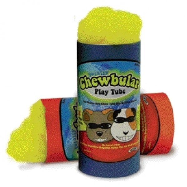 Chewbular Play Tube for Small Animals / Size (Medium)