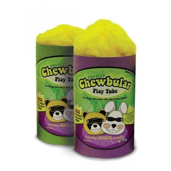 Chewbular Play Tube for Small Animals / Size (Large) Best Price