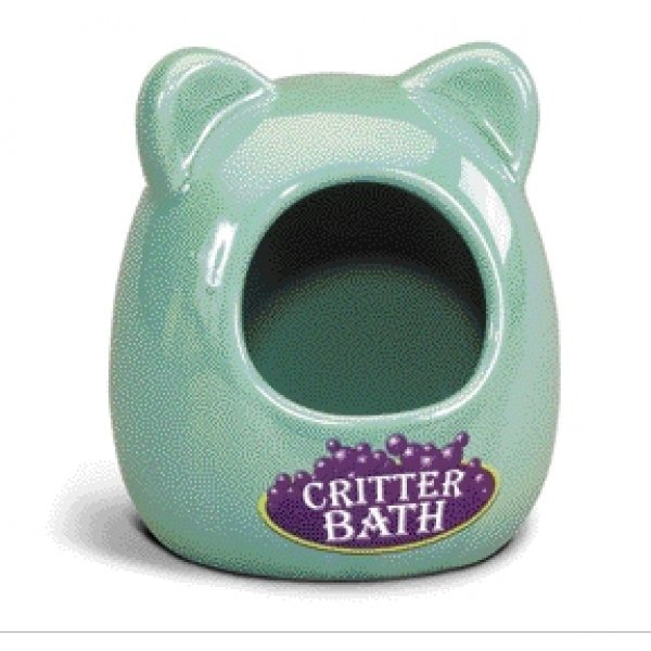 Ceramic Critter Bath for Small Animals Best Price