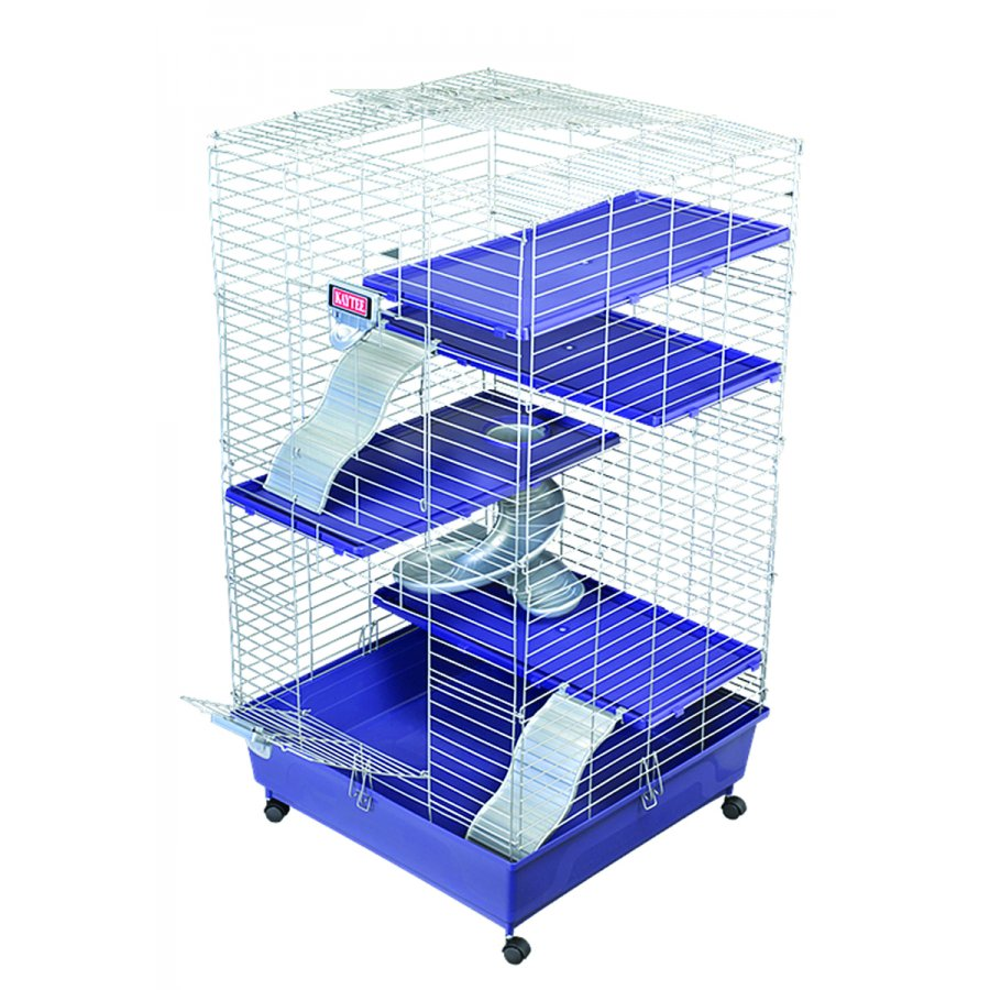 Kaytee Multi Level Guinea Pig / Dwarf Rabbit Home 24 x 24 in. Best Price
