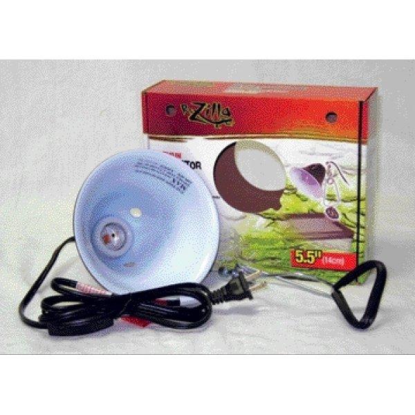 Premium Reflector Dome For Reptiles / Size 5.5 In.