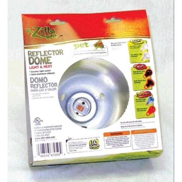 Reptile Reflector Dome / Size (5.5 in) Best Price
