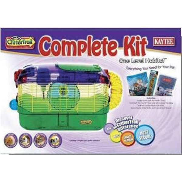 Crittertrail 1-Level Habitat Complete Kit Best Price