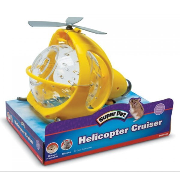 Critter Helicopter