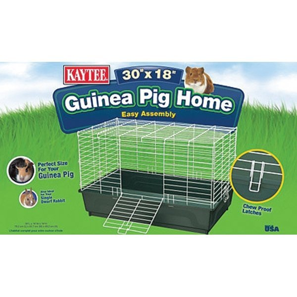 Kaytee Guinea Pig Home - 30 x 18 in. Best Price