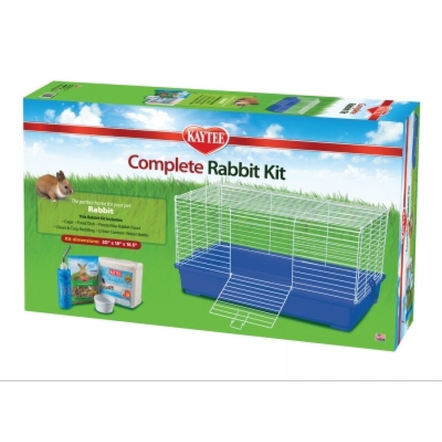 Kaytee Complete Rabbit Kit Best Price