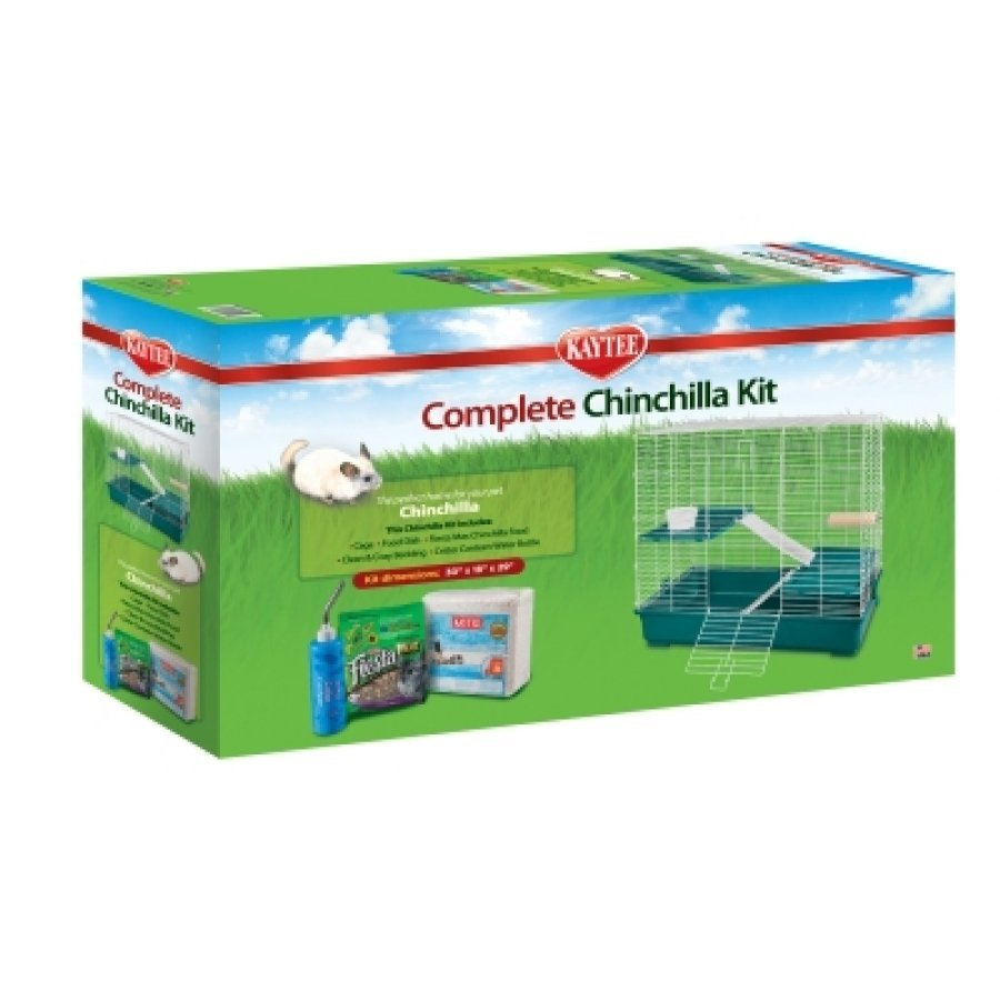 Kaytee Complete Chinchilla Kit Best Price