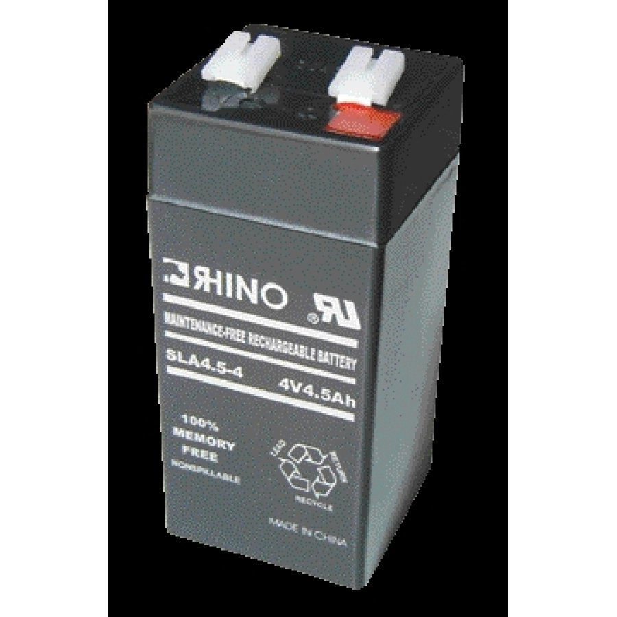 Battery Replacement for the Solar Shock Fencer - 4 VOLT Best Price
