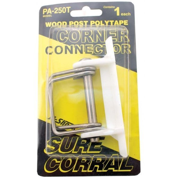 Wood Post Polytape Corner Connector Best Price