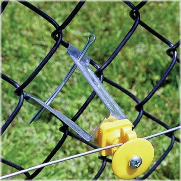 Chain Link Fence Insulator - 10 pack Best Price