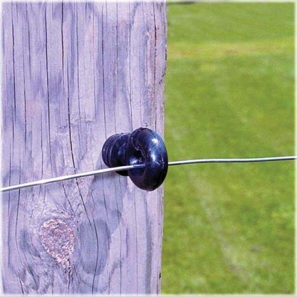 Wood Post Ring Insulator - 25 pk Best Price