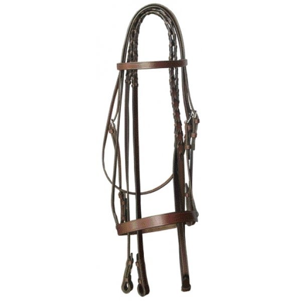 Gatsby Flat Snaffle Bridle / Size (COB) Best Price